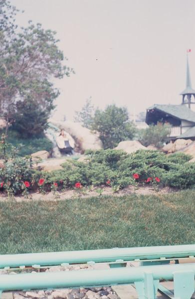 Disneyland Matterhorn. Is that Dorothy, Laura & Janet?