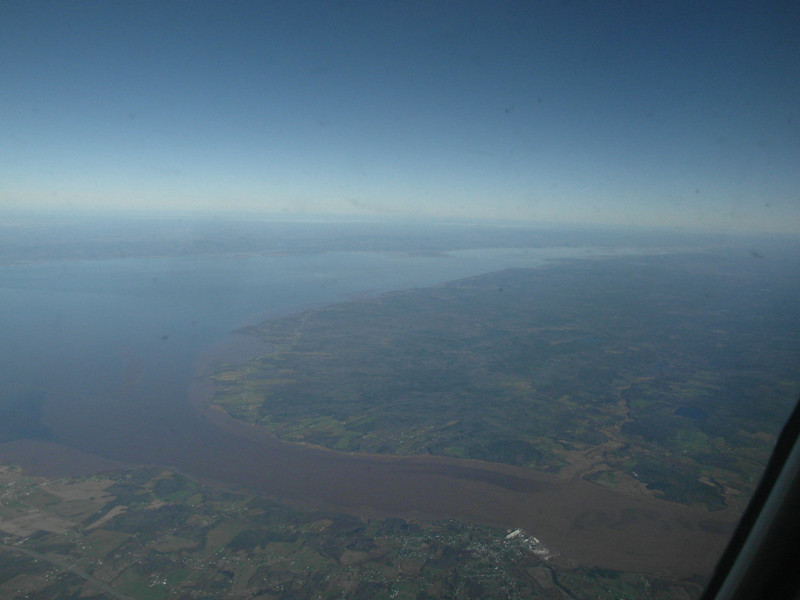 Bottom of the Bay of Fundy