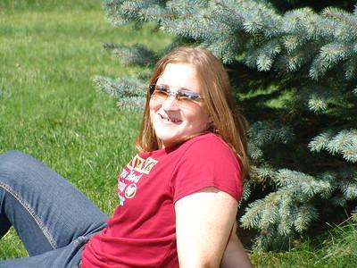 2007 Megan Graduation