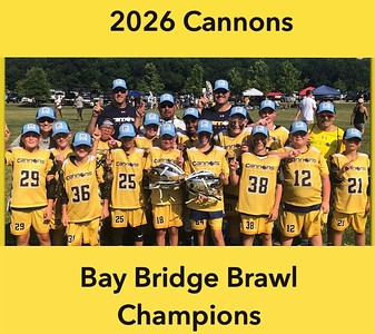 2026 Cannons Win Bay Bridge Brawl