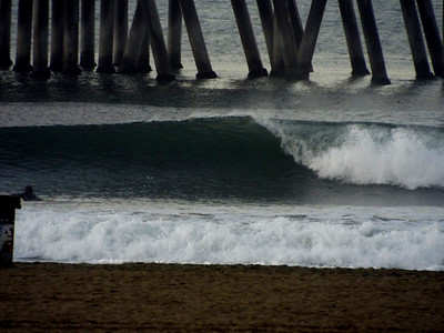 1/5/20 * DAILY SURFING PHOTOS * H.B. PIER
