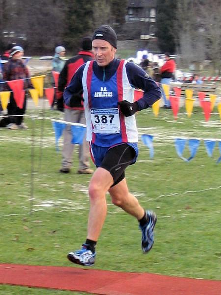 2005 Canadian XC Championships - Vancouver Run King Art Boileau