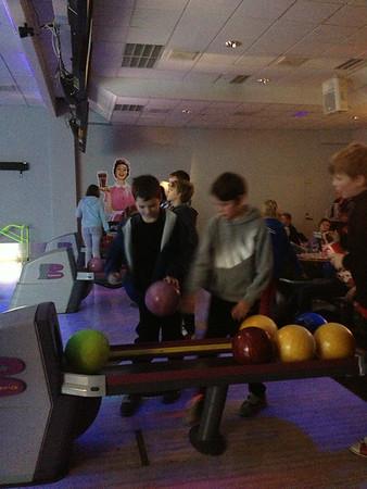 Bowling med Juniorgruppen