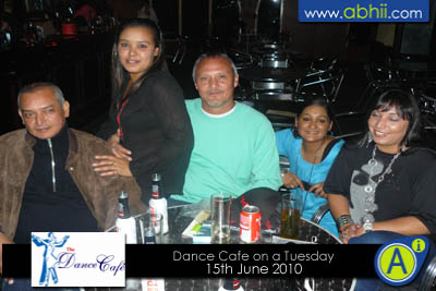 Dance Cafe - 15th June 2010