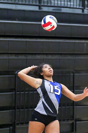 Campbell HS Volleyball