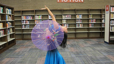 Moon Festival Is Full-On Success at Library