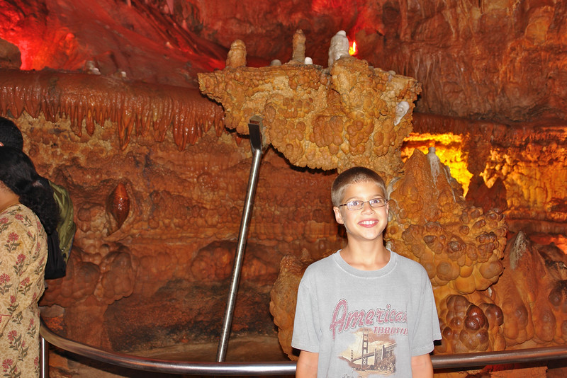 Meramec caverns - 11