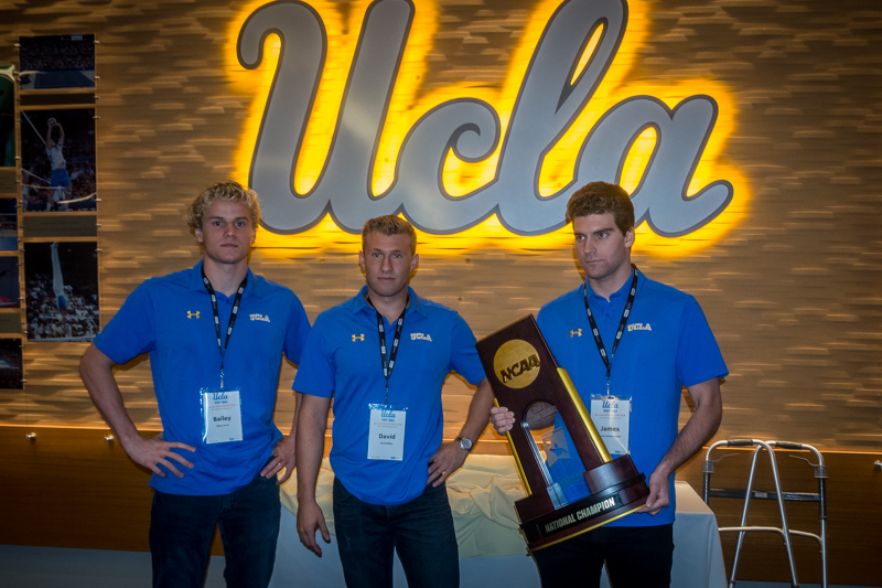 February 10 - WINNERS! - Members of the 2018 National Champion UCLA Water Polo team - GO BRUINS!.jpg