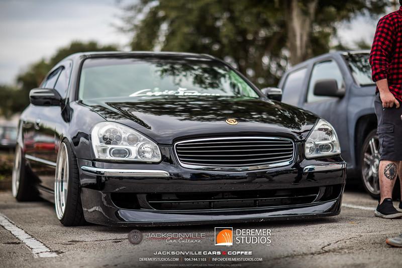 2019 01 Jax Car Culture - Cars and Coffee 150B - Deremer Studios LLC