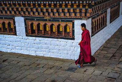 Bhutan, Winter 2017
