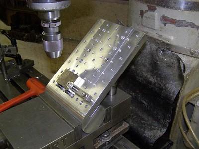 Tilt Table For Mill machine Vise