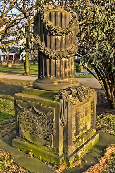 St. Nikolai Friedhof, Hannover, Germany