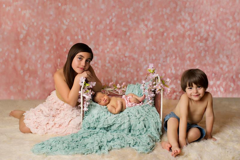Kylena Newborn 3/5/18