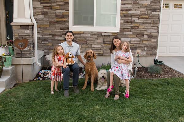 Hawkins Family 2020
