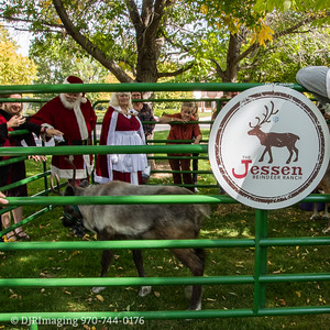 Loveland Chamber - Jessen Reindeer Ranch Ribbon Cutting - 10/09/2019