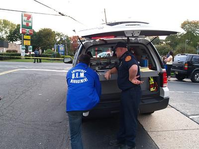 10-13-08 Hackensack, NJ - Working Fire