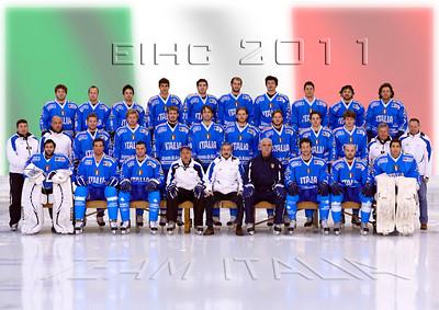 2010-2011 Team Italy