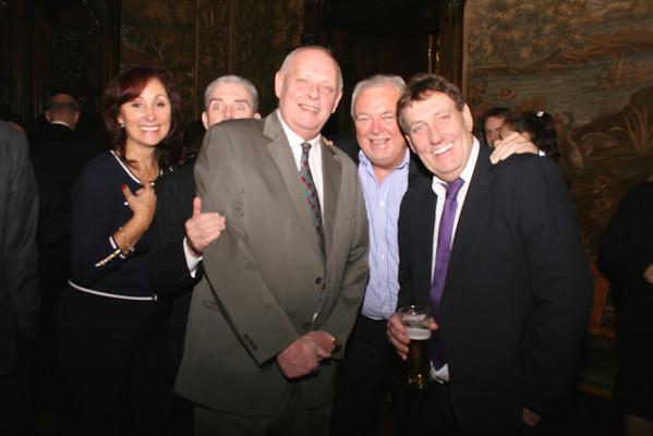 British Ambassador Residence-November Drinks 2012