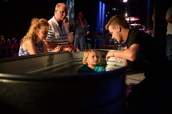 Galesburg Baptisms 10 am 8/21/16