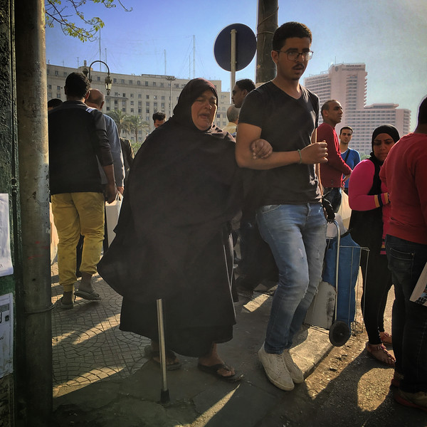 Humanity | 24 Hour Project | Cairo 7th April 2018