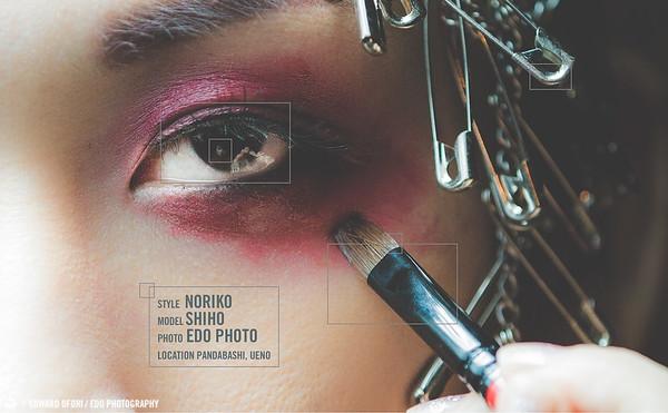 ShiNorEdo - Fashion Editorial