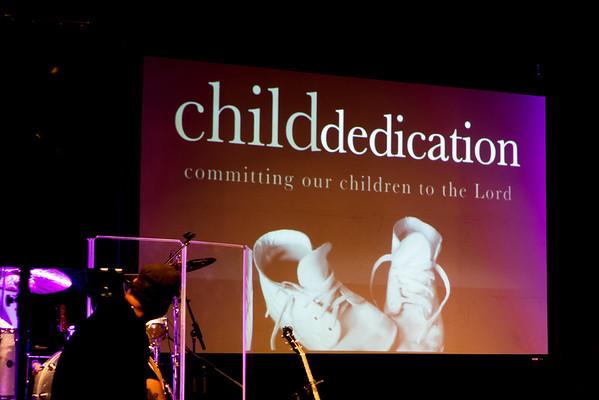 CO Child Dedication Folder