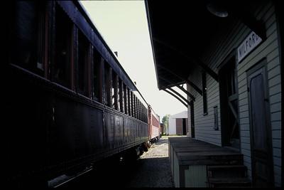 TRAIN STATIONS & TRAINS