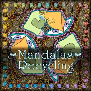 Recycling Mandalas