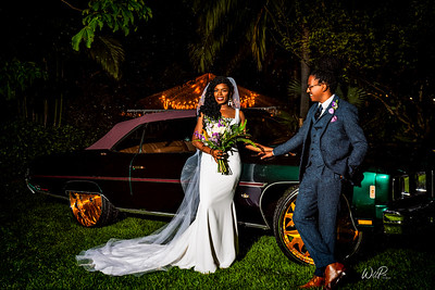 Dr. & Mrs. Scott Wedding
