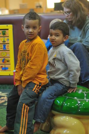 AJ and Tremaine February 2011