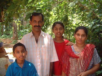 Babychan & Family