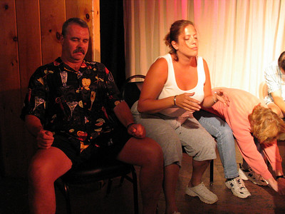 Point Sebago Resort... Adult Shows... 2003