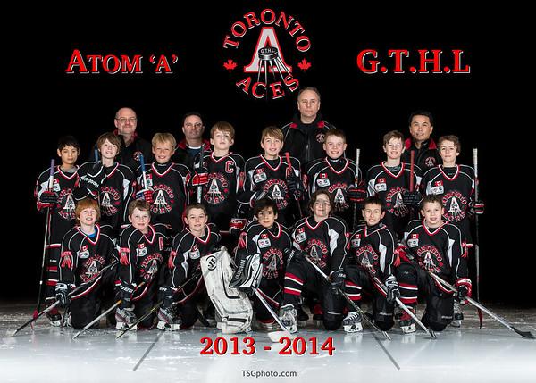 2013-14 Aces Atom 'A'