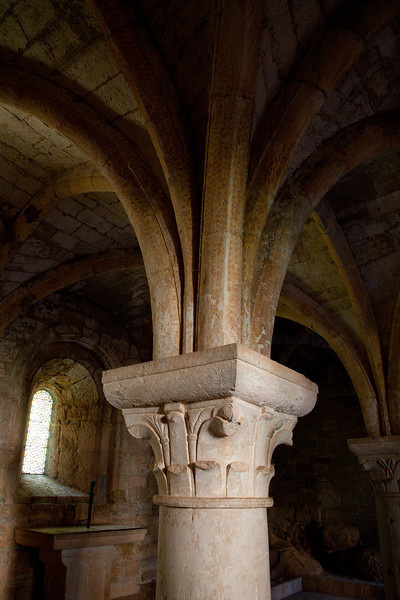 Le Thoronet Abbey Vault Ribs