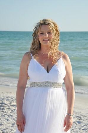 Beautiful intimate wedding in St. Pete Beach, FL