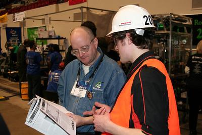 2009 Wisconsin Regional Day 2