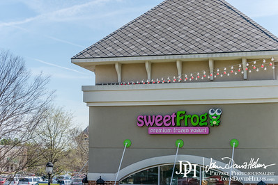 2015 03 21 Cotton Birthday at Sweet Frog