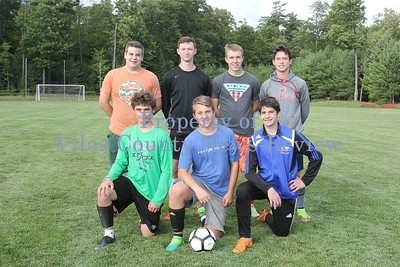Northland Pines Boys Soccer Seniors