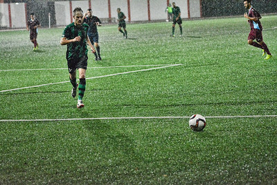 Football - First Division - Europa FC 6-0 Glacis United
