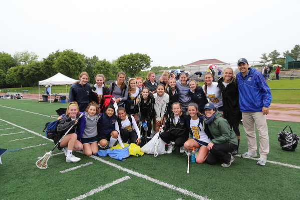 160516 Women's Varsity Lacrosse WCA Districts