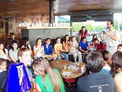 Cafe de la amistad Noviembre 2005