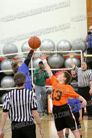 5/6 Boys Knicks vs. Blazers