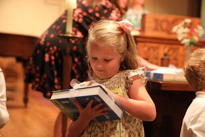 Kindergarten Bible Sunday