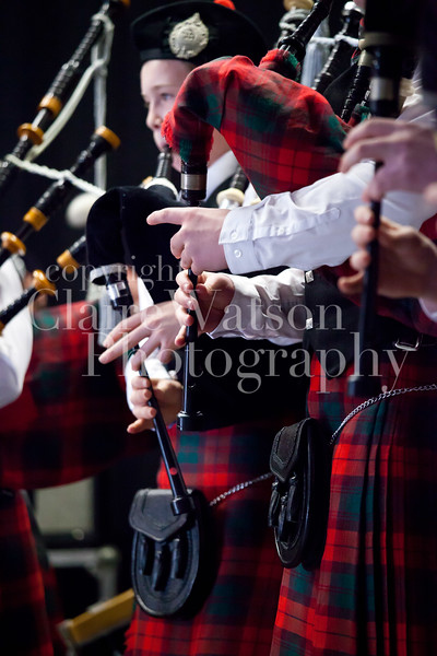 Scottish Schools Pipe Band Championships 2017