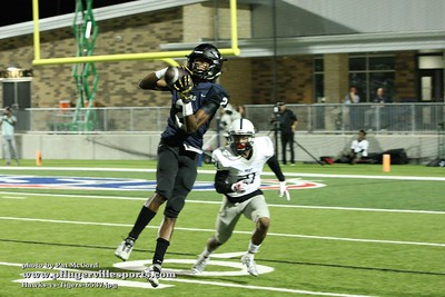 181004 Hendrickson Hawks vs Stony Point Tigers