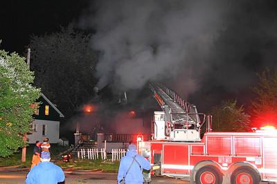 Box Alarm Westfield & Burnette Sts