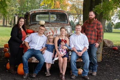 "The ""P"" Family, Fall 2020"