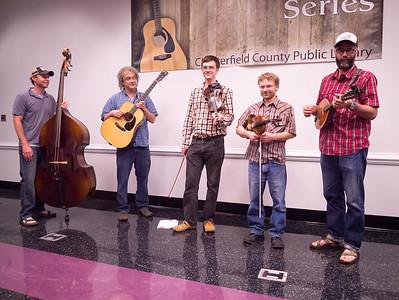 Ragged Mountain String Band