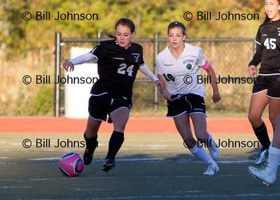 G JV Soccer Bellingham v Westwood 10_11_12