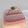1.56ct Rustic Rose Cut Diamond Bezel Ring, by Single Stone 25